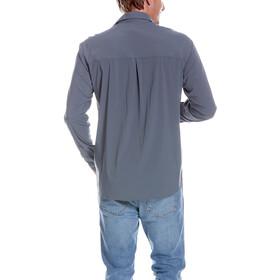 Tatonka Sejo Long Sleeve Shirt Men grey shadow